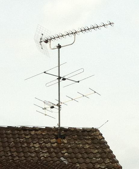 Antennenbild